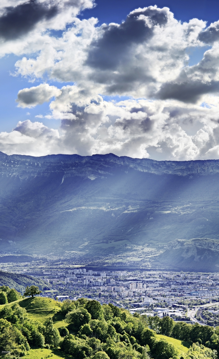 ankaa, photo, lisa, vizzini, photo, image, fond, ecran, hd, paysages, landscapes, art, photoshop, canon, nikon, wallpaper, panorama, colline, montagne, printemps, vert, arbre, murier, altitude, grenoble, haut, vue, ciel, nuages,